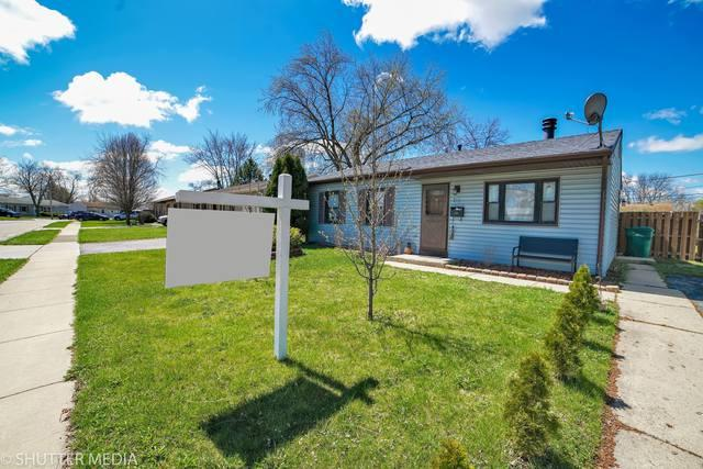 316 Kent Avenue, Romeoville, IL 60446 (MLS #10354720) :: The Wexler Group at Keller Williams Preferred Realty