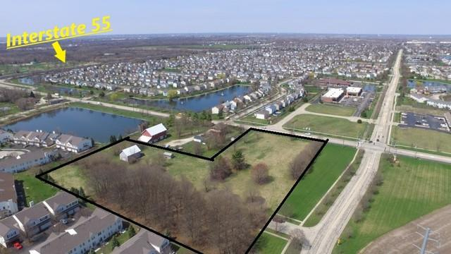 22025 W Lockport Street, Plainfield, IL 60544 (MLS #10354741) :: The Wexler Group at Keller Williams Preferred Realty