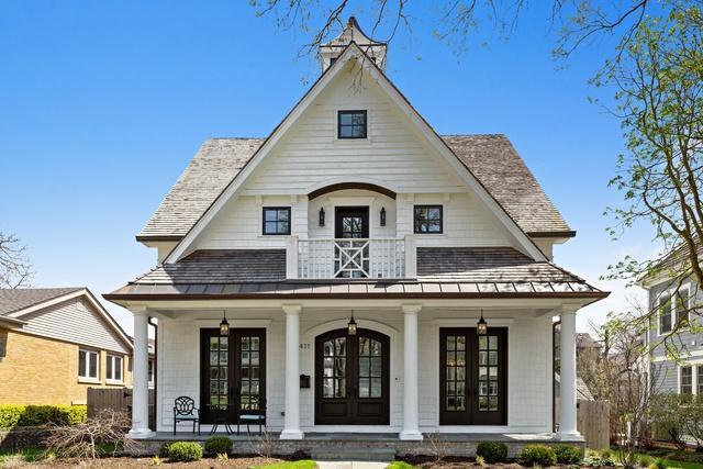 411 S Adams Street, Hinsdale, IL 60521 (MLS #10354750) :: The Wexler Group at Keller Williams Preferred Realty