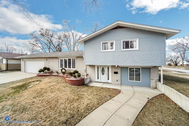5525 La Palm Drive, Oak Forest, IL 60452 (MLS #10354781) :: Leigh Marcus | @properties