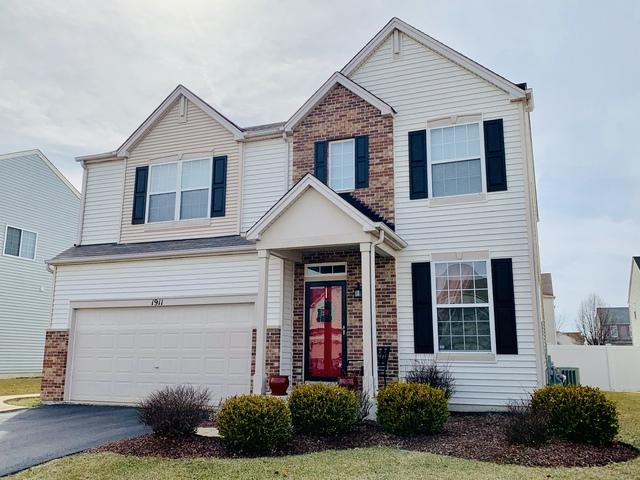 1911 Castle Ridge Drive, Plainfield, IL 60586 (MLS #10354812) :: The Wexler Group at Keller Williams Preferred Realty