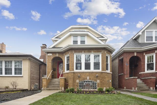 4823 W Argyle Street, Chicago, IL 60630 (MLS #10354865) :: Helen Oliveri Real Estate