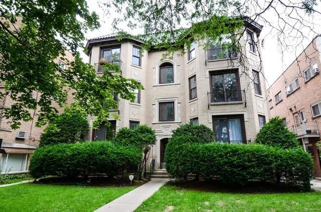 7314 N Ridge Boulevard 1A, Chicago, IL 60645 (MLS #10354866) :: Leigh Marcus | @properties