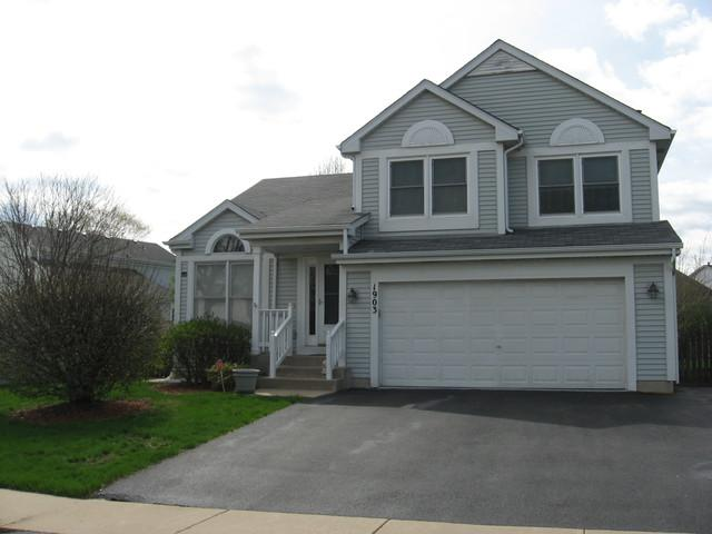 1903 Prairie Trail Court, Plainfield, IL 60586 (MLS #10354885) :: The Wexler Group at Keller Williams Preferred Realty