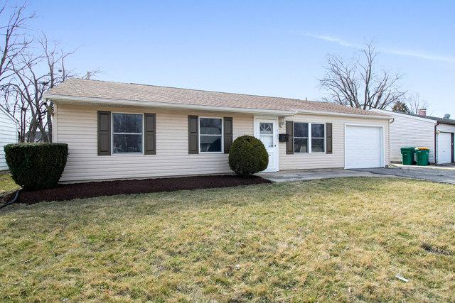 517 Laurel Avenue, Romeoville, IL 60446 (MLS #10354896) :: The Wexler Group at Keller Williams Preferred Realty