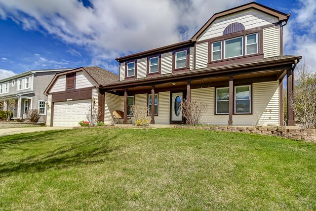 1712 Green River Drive, Schaumburg, IL 60194 (MLS #10354923) :: Century 21 Affiliated