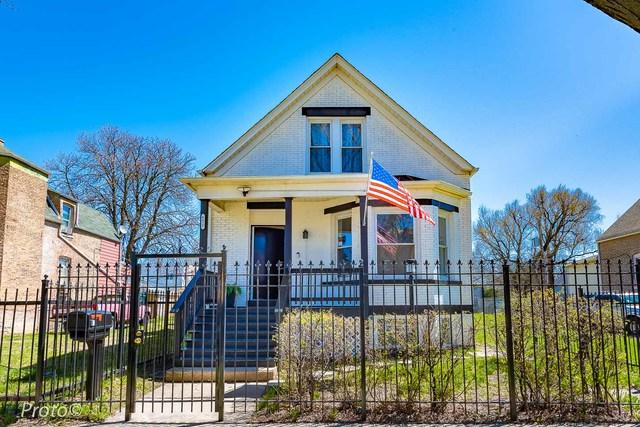 6627 S Hermitage Avenue, Chicago, IL 60636 (MLS #10354947) :: Leigh Marcus | @properties