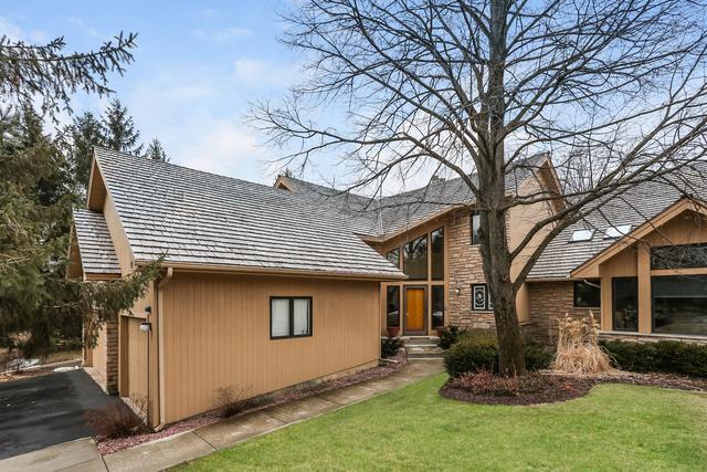 41 Red Oak Court, Burr Ridge, IL 60527 (MLS #10355035) :: The Wexler Group at Keller Williams Preferred Realty