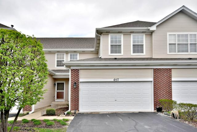 627 Waterview Court, Naperville, IL 60563 (MLS #10355045) :: The Wexler Group at Keller Williams Preferred Realty
