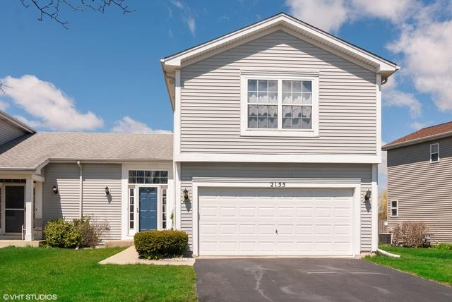 2155 Henning Place, Plainfield, IL 60586 (MLS #10355053) :: The Wexler Group at Keller Williams Preferred Realty