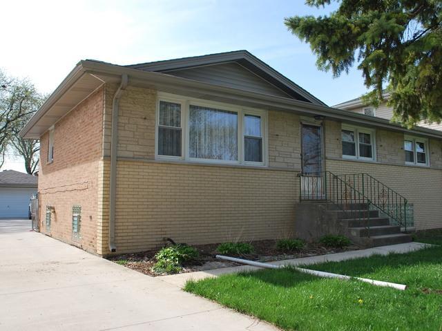 7518 Sholer Avenue, Bridgeview, IL 60455 (MLS #10355067) :: Leigh Marcus | @properties