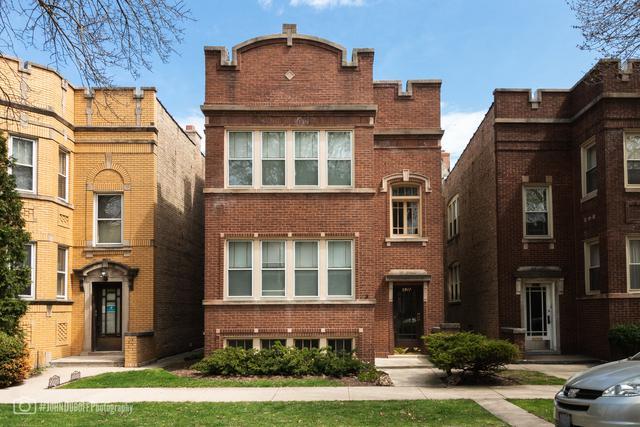 5917 N Maplewood Avenue N, Chicago, IL 60659 (MLS #10355094) :: Leigh Marcus | @properties