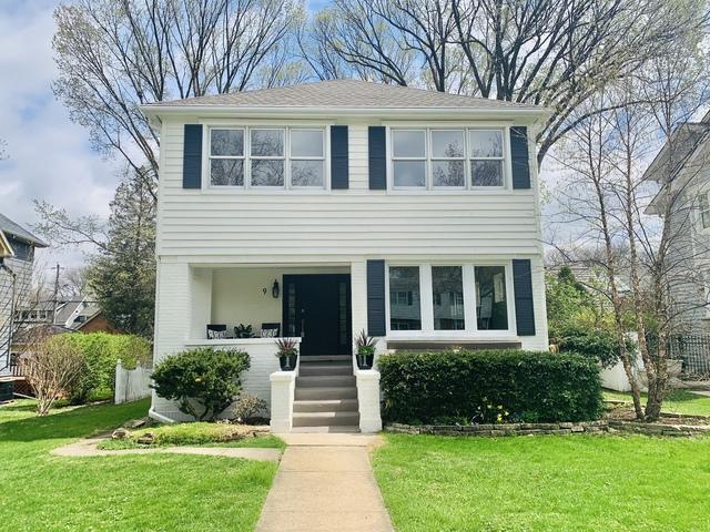 9 S Bruner Street, Hinsdale, IL 60521 (MLS #10355131) :: The Wexler Group at Keller Williams Preferred Realty