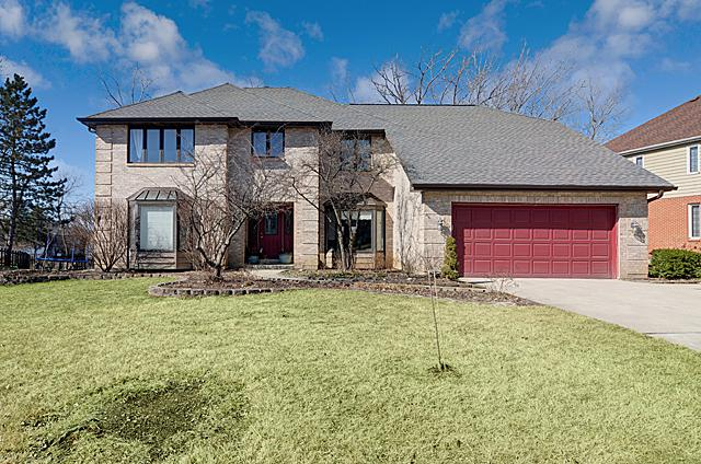 8472 Kimberly Court, Burr Ridge, IL 60527 (MLS #10355212) :: The Wexler Group at Keller Williams Preferred Realty