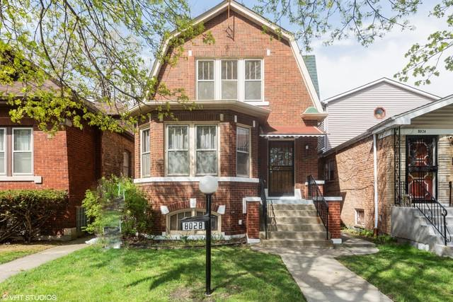 8028 S Prairie Avenue, Chicago, IL 60619 (MLS #10355222) :: Leigh Marcus | @properties