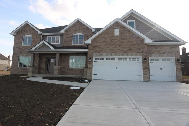22777 Stanford Drive, Frankfort, IL 60423 (MLS #10355275) :: Century 21 Affiliated