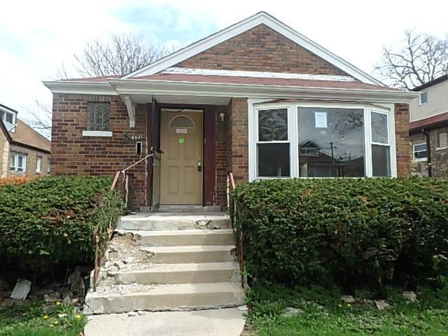 8631 S Justine Street, Chicago, IL 60620 (MLS #10355281) :: Helen Oliveri Real Estate