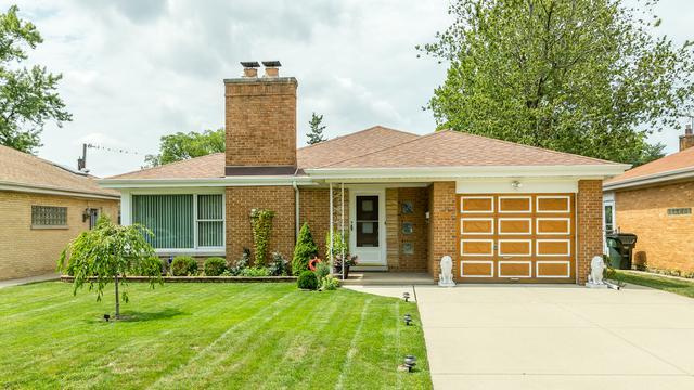 828 N Delphia Avenue, Park Ridge, IL 60068 (MLS #10355334) :: Helen Oliveri Real Estate