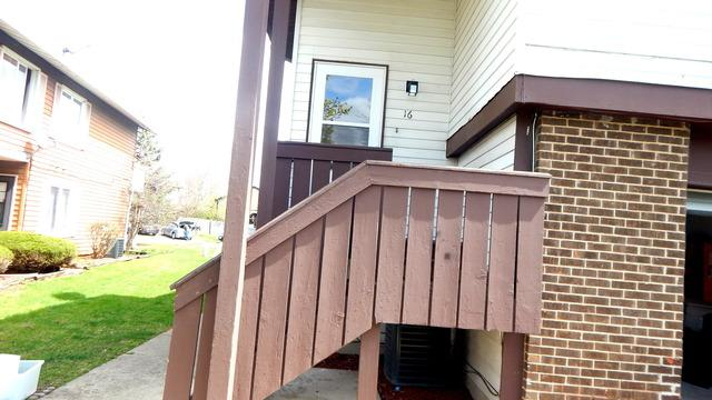 16 Elm Court #16, Bolingbrook, IL 60440 (MLS #10355422) :: The Wexler Group at Keller Williams Preferred Realty