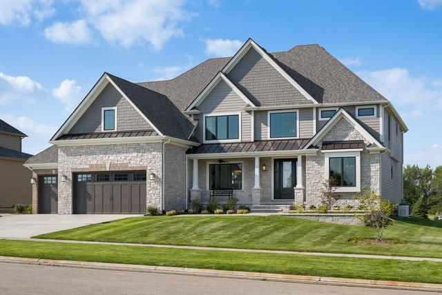 3952 Caliente Circle, Naperville, IL 60564 (MLS #10355445) :: The Wexler Group at Keller Williams Preferred Realty