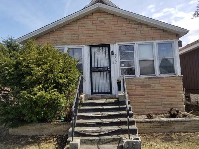 509 Ingraham Avenue, Calumet City, IL 60409 (MLS #10355461) :: Helen Oliveri Real Estate