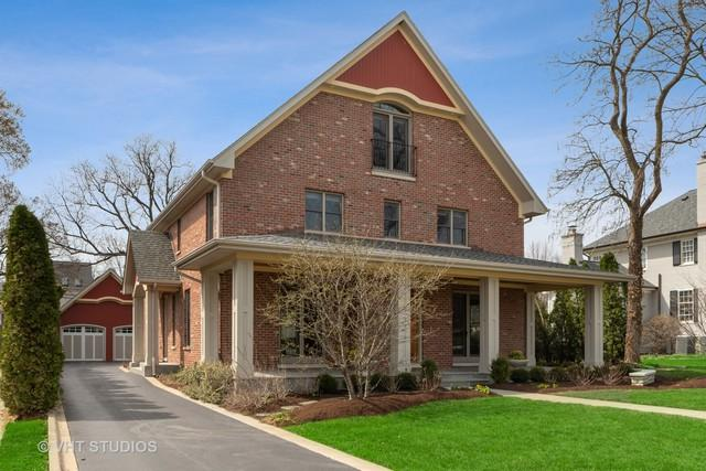 420 N Lincoln Street, Hinsdale, IL 60521 (MLS #10355465) :: The Wexler Group at Keller Williams Preferred Realty