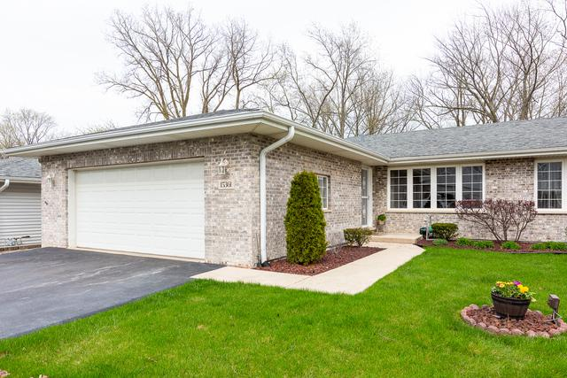 15361 Diamond Drive, Oak Forest, IL 60452 (MLS #10355493) :: Century 21 Affiliated