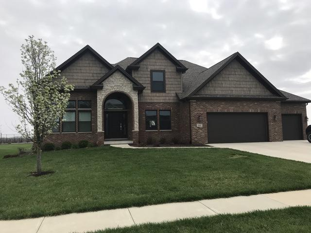 2207 Tyler Trail, Bloomington, IL 61705 (MLS #10355548) :: Berkshire Hathaway HomeServices Snyder Real Estate