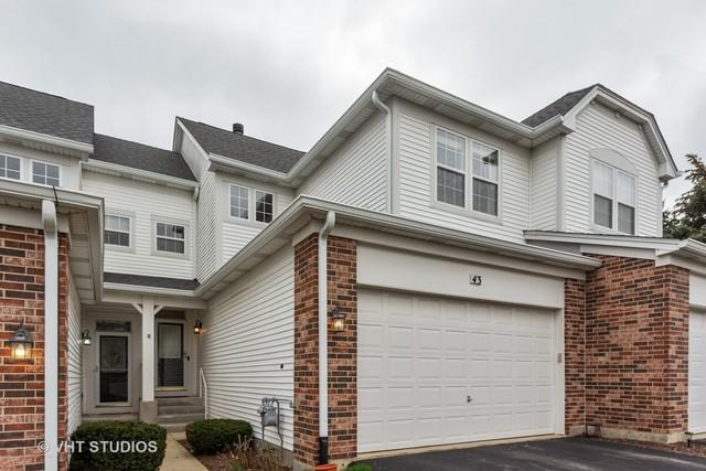 43 Tanglewood Drive, Glen Ellyn, IL 60137 (MLS #10355552) :: The Wexler Group at Keller Williams Preferred Realty