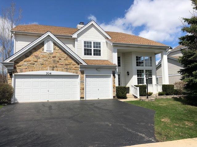 704 E Lenox Lane, Palatine, IL 60074 (MLS #10355574) :: Helen Oliveri Real Estate