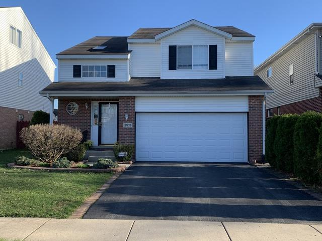 2913 141st Street, Blue Island, IL 60406 (MLS #10355587) :: Leigh Marcus | @properties
