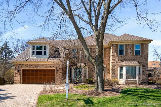 1740 Quarter Horse Court, Wheaton, IL 60189 (MLS #10355594) :: The Wexler Group at Keller Williams Preferred Realty