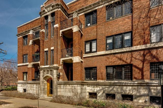 1368 E 57th Street #1, Chicago, IL 60637 (MLS #10355621) :: Leigh Marcus | @properties