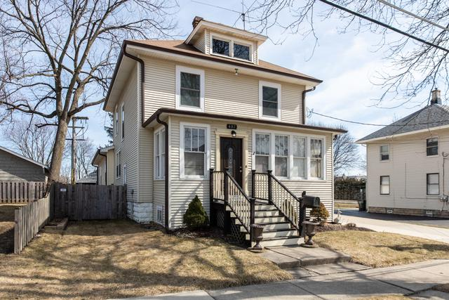 407 N Chestnut Avenue, Arlington Heights, IL 60004 (MLS #10355635) :: Century 21 Affiliated