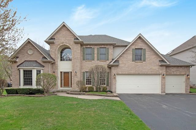 3232 Lapp Lane, Naperville, IL 60564 (MLS #10355703) :: The Perotti Group | Compass Real Estate