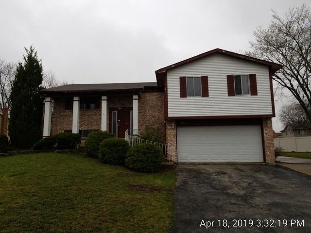 5751 Timberlane Road, Matteson, IL 60443 (MLS #10355730) :: Helen Oliveri Real Estate