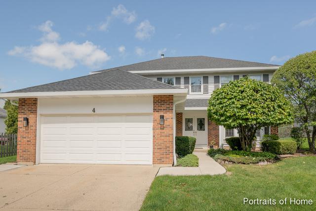 4 E Fabish Drive, Buffalo Grove, IL 60089 (MLS #10355772) :: Helen Oliveri Real Estate