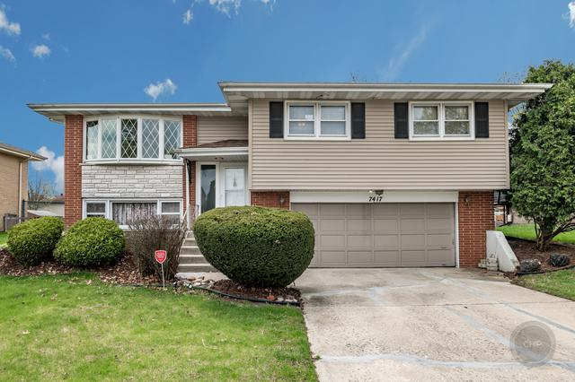 7417 160th Place, Tinley Park, IL 60477 (MLS #10355816) :: Leigh Marcus | @properties