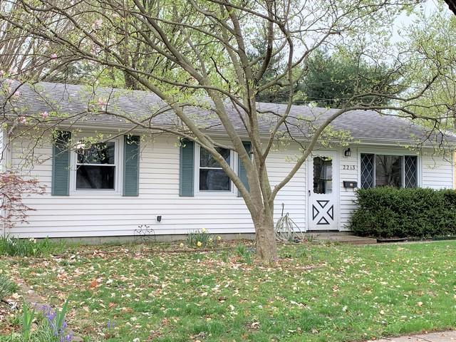 2213 Lantern Hill Drive, Urbana, IL 61802 (MLS #10355838) :: Century 21 Affiliated
