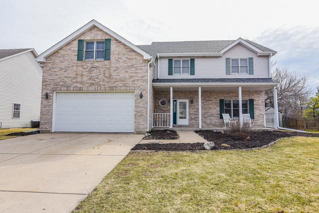 514 Doral Lane, North Aurora, IL 60542 (MLS #10355878) :: Helen Oliveri Real Estate