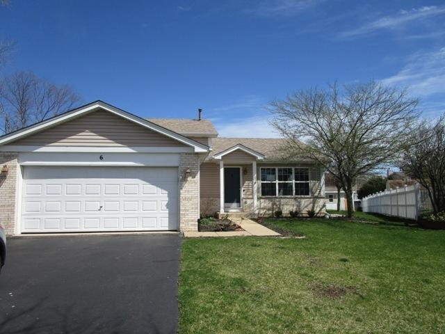 6 Asbury Court, Lake In The Hills, IL 60156 (MLS #10355895) :: Helen Oliveri Real Estate