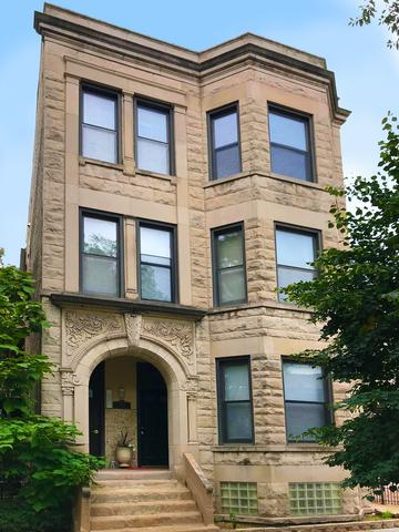 1014 W Roscoe Street 2R, Chicago, IL 60657 (MLS #10355911) :: Leigh Marcus | @properties
