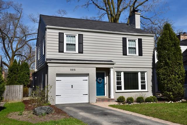 525 Pleasant Avenue, Highland Park, IL 60035 (MLS #10355936) :: Leigh Marcus | @properties