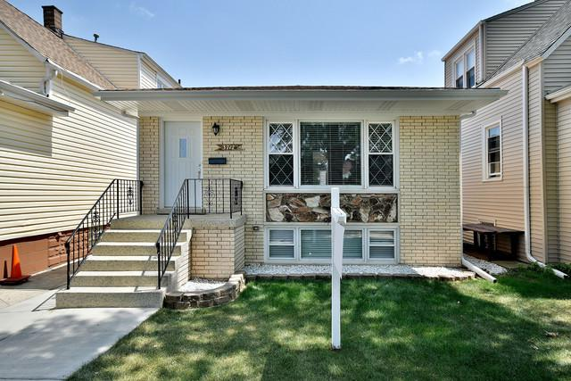 3717 N Newcastle Avenue, Chicago, IL 60634 (MLS #10355986) :: Leigh Marcus | @properties