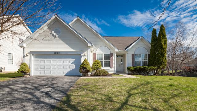 1850 Carrier Circle, Plainfield, IL 60586 (MLS #10355999) :: Helen Oliveri Real Estate