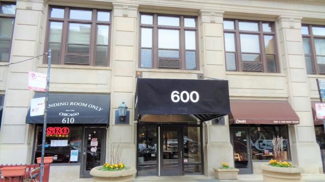 600 S Dearborn Street #1501, Chicago, IL 60605 (MLS #10356005) :: Leigh Marcus | @properties