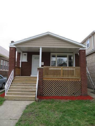 8609 S Aberdeen Street, Chicago, IL 60620 (MLS #10356061) :: Helen Oliveri Real Estate