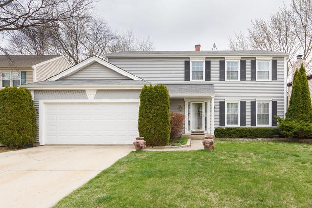 1215 Dayton Road, Buffalo Grove, IL 60089 (MLS #10356084) :: Ryan Dallas Real Estate