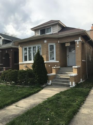 5642 W School Street, Chicago, IL 60634 (MLS #10356117) :: Helen Oliveri Real Estate