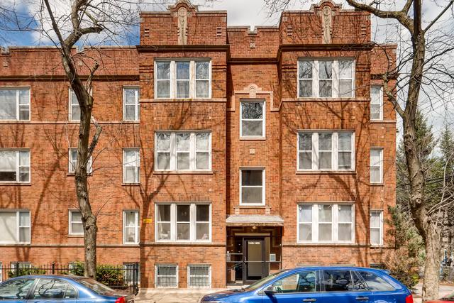1450 W Arthur Avenue #3, Chicago, IL 60626 (MLS #10356199) :: Leigh Marcus | @properties